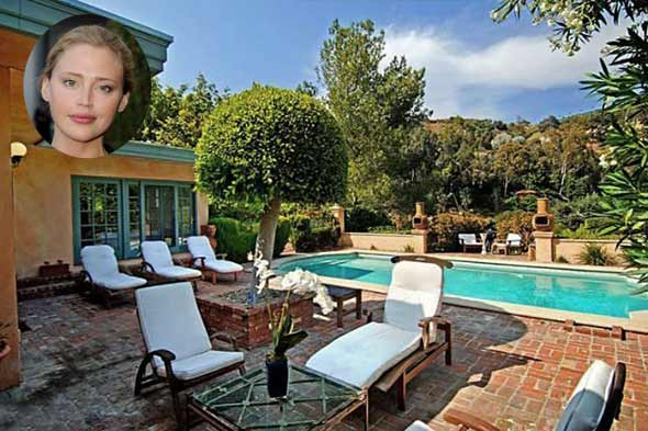 Estella Warren house in