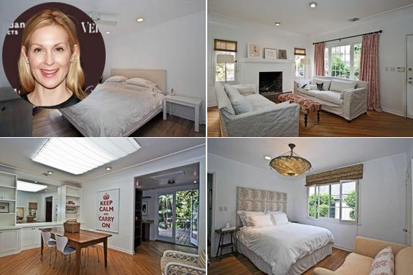 Kelly Rutherford home