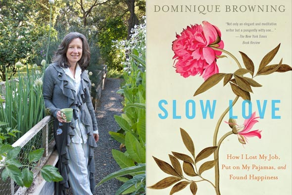 Dominique Browning rid-work-baggage-from-home-life