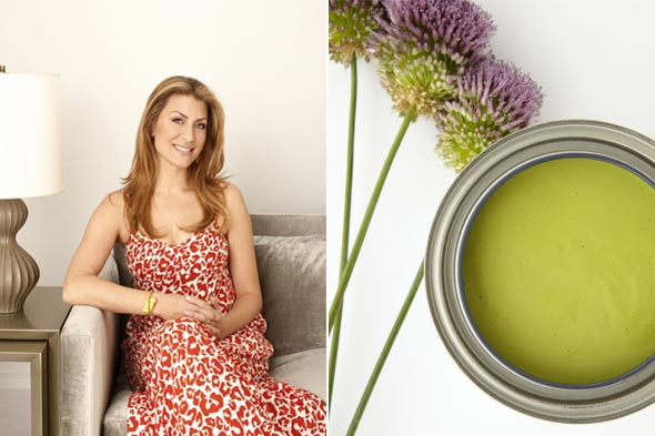 genevieve gorder how to paint