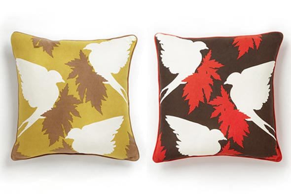 gilt home counterfeit studios pillows