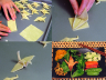Edible origami how-to