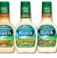 bottled ranch dressings