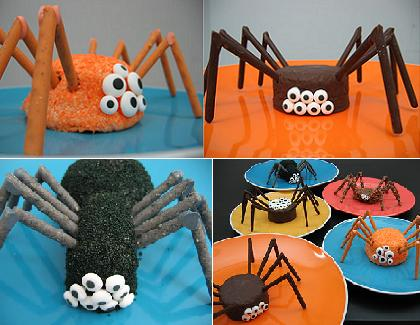 Easy Halloween Cakes Photo