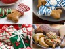 Hanukkah and Chrismas cookies for man's best friend