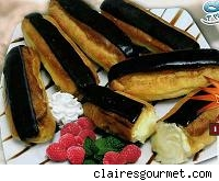 Chocolate Eclairs