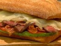image of Vesuvio Cheesesteak BLT
