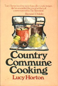 cover of Country Commune Cooking
