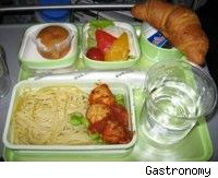 a high fiber breakfast on EVA Airlines