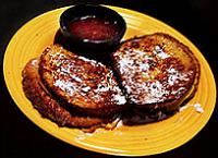 Monte Cristo sandwich