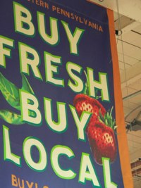 buy fresh, buy local banner