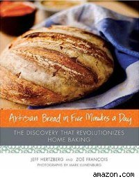 cover of artisan bread in five minutes a day