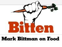 Mark Bittman's Bitten logo