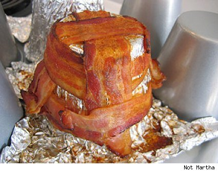 Not Martha's bacon cup