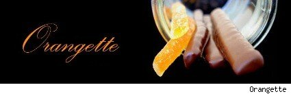 Orangette logo. 