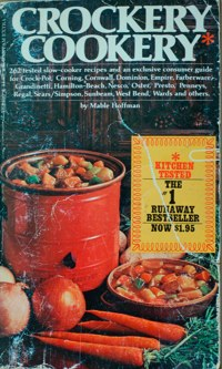 cover of crockery cookery