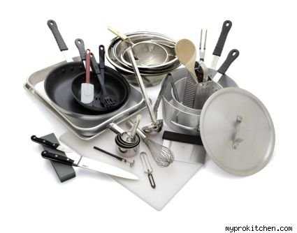 set of cookware from My Pro Kitchen