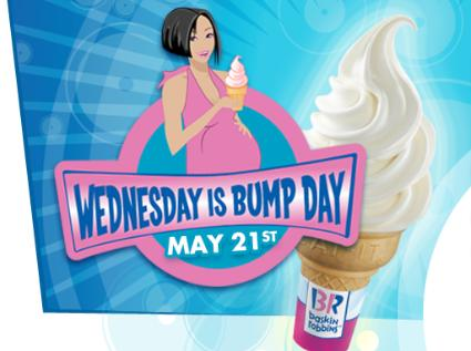 baskin robbins free ice cream may 21