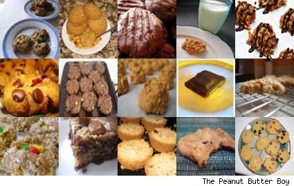 gallery of peanut butter dessert pictures