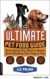 cover of the ultimate pet food guide