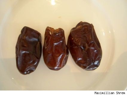 Arabian dates from Wafi Gourmet