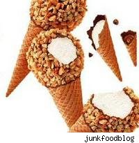 drumstick cones