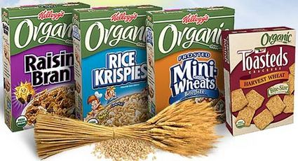 Organic Kellogg's Products