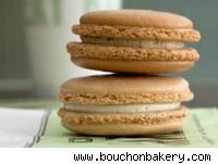 Macarons from Thomas Keller's Bouchon Bakery
