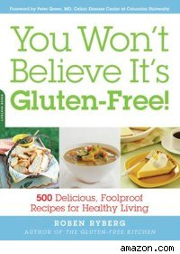 cover of You Won't Believe it's Gluten-Free