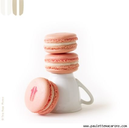 Macarons from Paulette in Beverly Hills