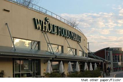 Whole Foods in Austin, Texas