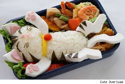 cat bento