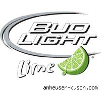 Even the Bud Light Lime logo tries to be refreshing