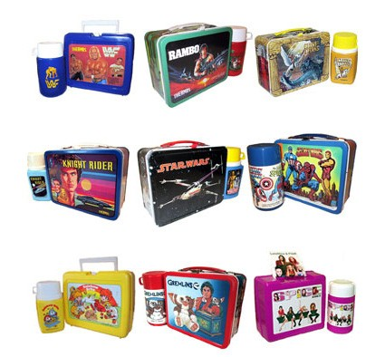 images of different lunchboxes