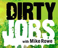 Discovery Channel's Dirty Jobs logo