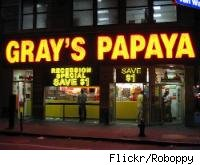 image of Gray's Papaya