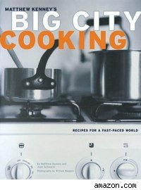 cover of Big City Cooking