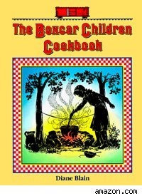 cover of The Boxcar Children Cookbook
