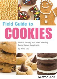 cover of field guide to cookies