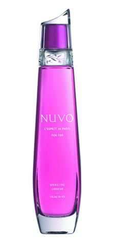 bottle of nuvo