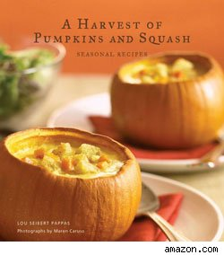cover of A Harvest of Pumpkins and Squash