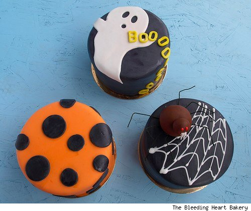 Cool Halloween Cakes for Tweens Picture