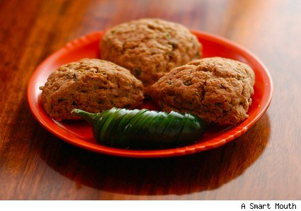 jalapeno whole wheat muffins