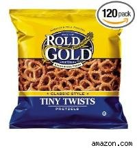 Rold Gold Tiny Twists Pretzels