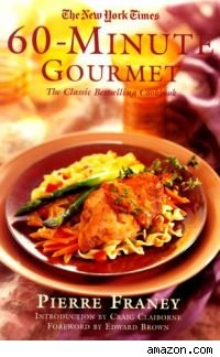 cover of 60-Minute Gourmet cookbook