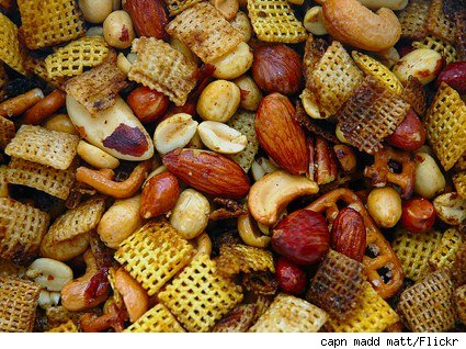 Kentucky Bourbon Bacon Chex Mix Recipes — Dishmaps