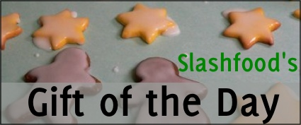 slashfoof gift of the day badge