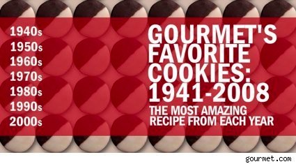 gourmet's favorite cookies screenshot