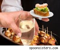 FINGERFOOD Party Plates
