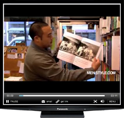 screengrab of David Chang at Kitchen Arts and Letters from Men's Style